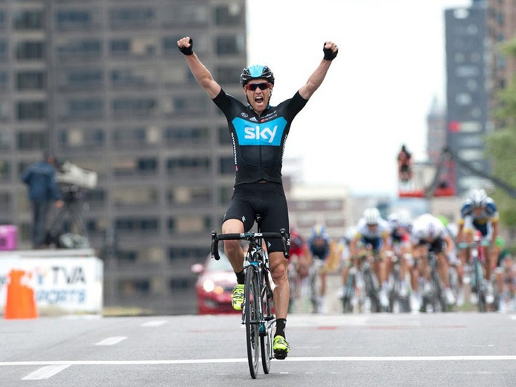 Team Sky   Pro Cycling   Photo Gallery   GP de Montreal gallery