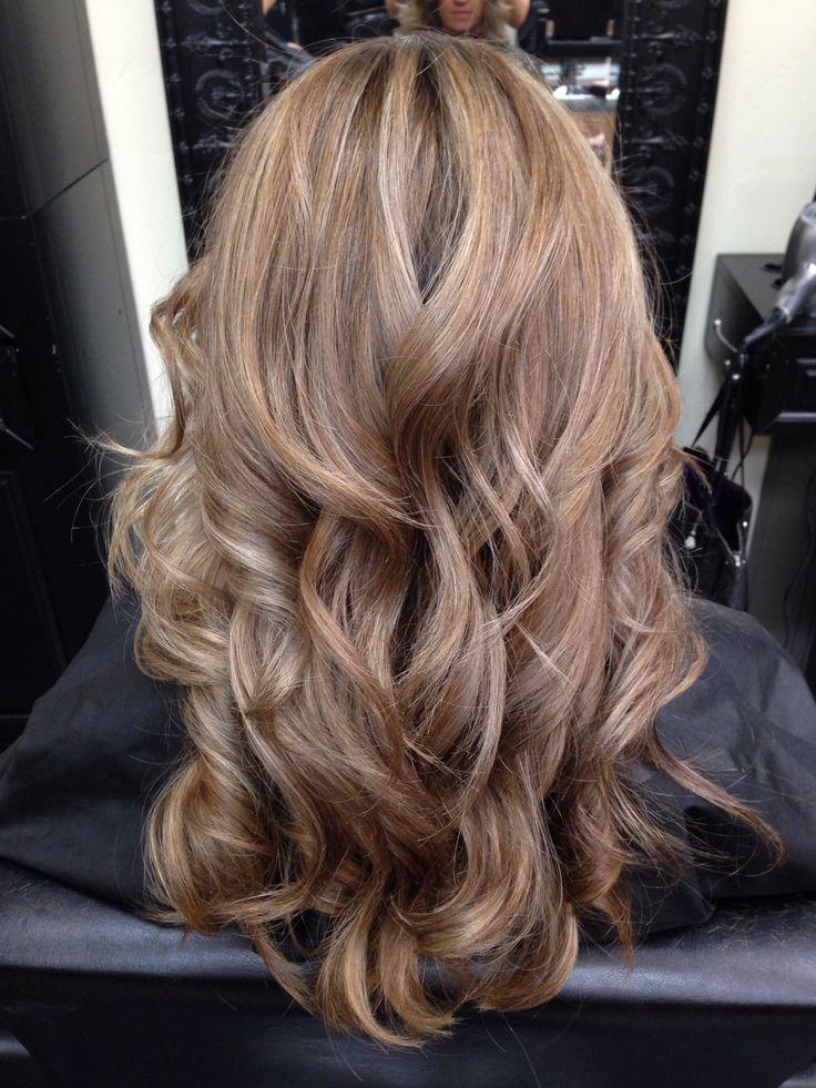 best 25 dark hair with lowlights ideas on pinterest