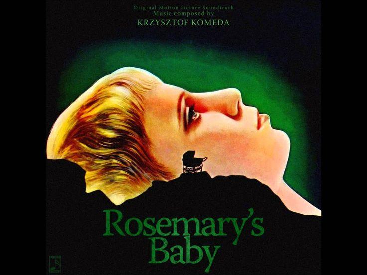 OST O Bebê de Rosemary/Rosemary's Baby/La Semilla del Diablo - Krzysztof...