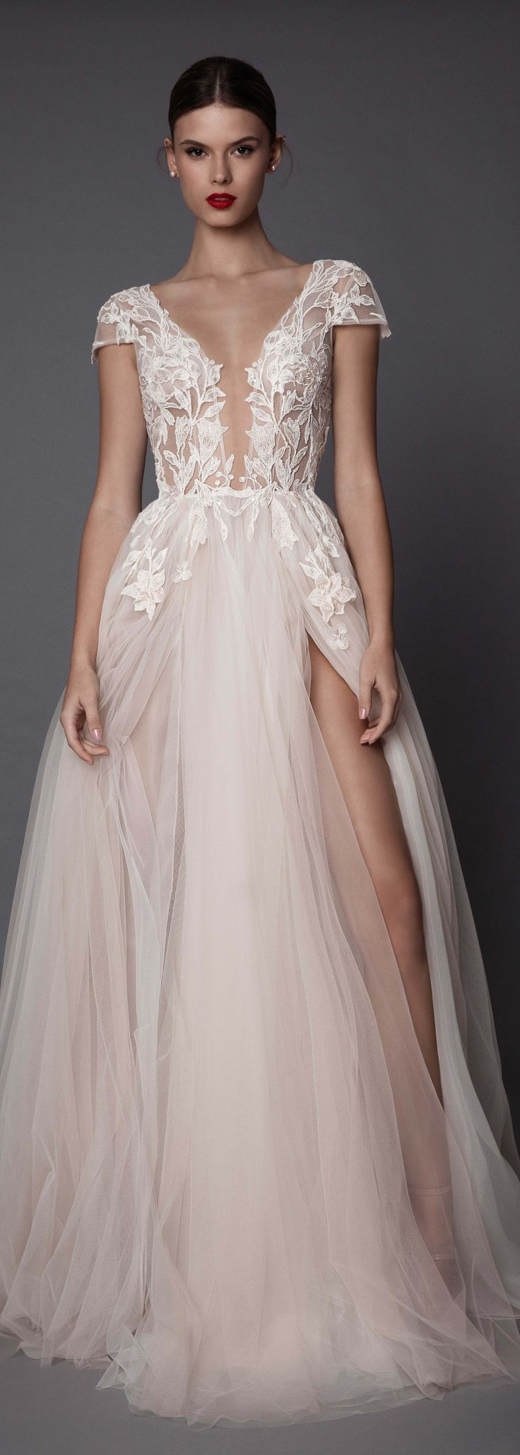 BERTA presents a new bridal line - MUSE by berta. coming soon.