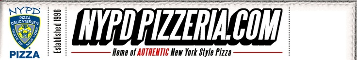 NYPD Pizzeria......Best pizza ever!!!