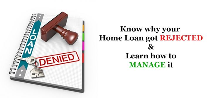 Still worried about why your #HomeLoan got rejected? Lets learn how to manage your home loan process in a better way! For details visit - http://blog.ruloans.com/know-why-your-home-loan-could-get-rejected-how-to-manage-it/ #Ruloans #BorrowRight