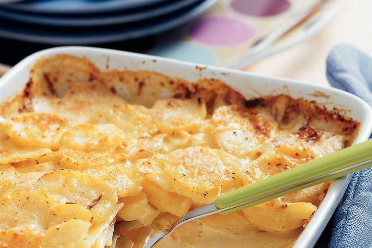 Stap-voor-stap aardappelgratin - Recept - Allerhande