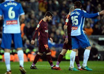 Barcelona - Espanyol en directo la Copa en vivo