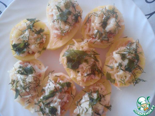 Картофельные гнезда ингредиенты