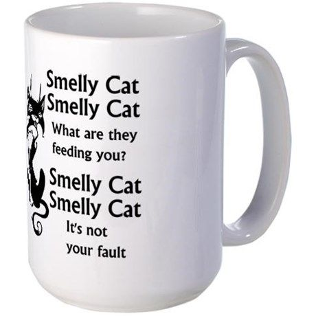 Song Sounds Like Smelly Cat