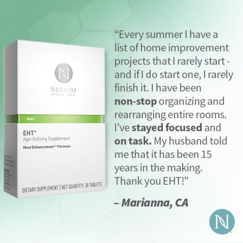 Imagine the possibilities. With the right amount of focus, they're endless. #EHT http://nerium.io/wf6