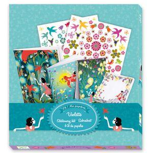Violette Stationery Kit
