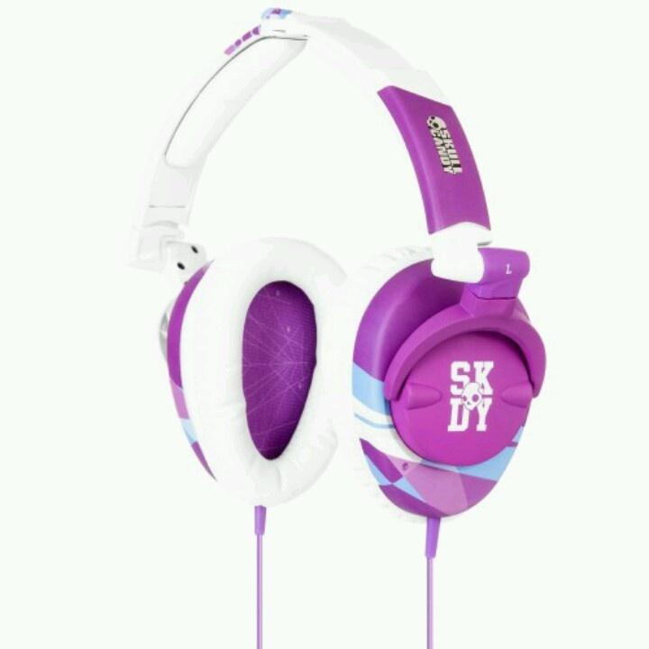 Skullcandy bluetooth headphones purple - purple headphones over ear