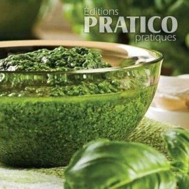 Pesto de basilic - Recettes - Cuisine et nutrition - Pratico Pratique