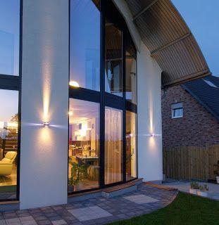 Bildresultat för fasadbelysning