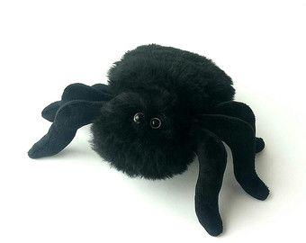 large stuffed spider tarantula big stuffed animal by ZooToys