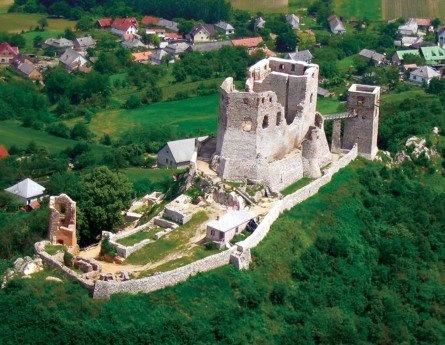 #Csesznek #castle, #Hungary