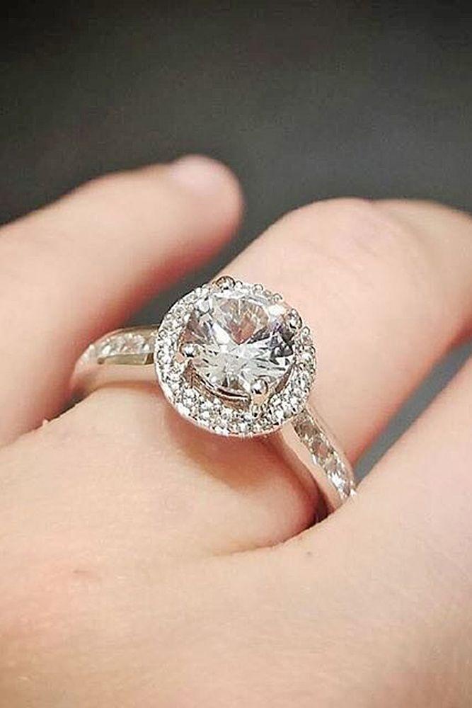 18 Most Striking Kay Jewelers Engagement Rings ❤ See more: http://www.weddingforward.com/kay-jewelers-engagement-rings/ #wedding #engagement #rings