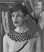 Birgit Megerle, Brigid Gray, 2010 (this is a colour image; see Galerie Neu site)