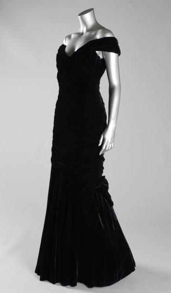 10 of Princess Diana's dresses are up for auction — including this Victor Edelstein evening gown
