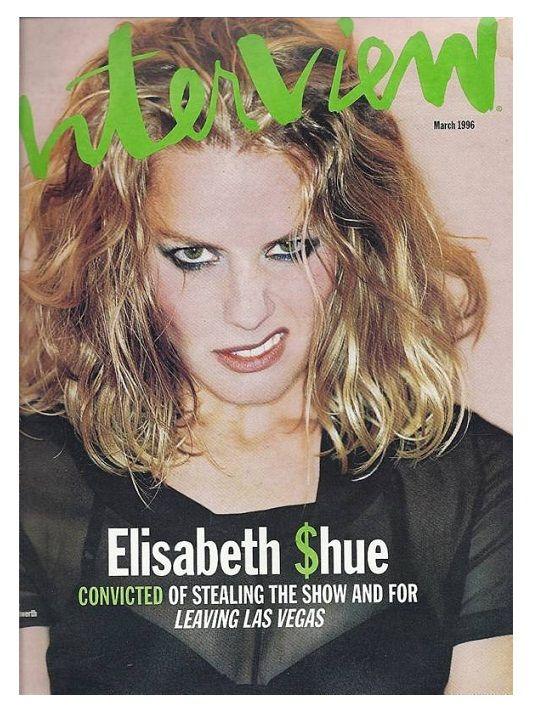 Elisabeth Shue & CSI: