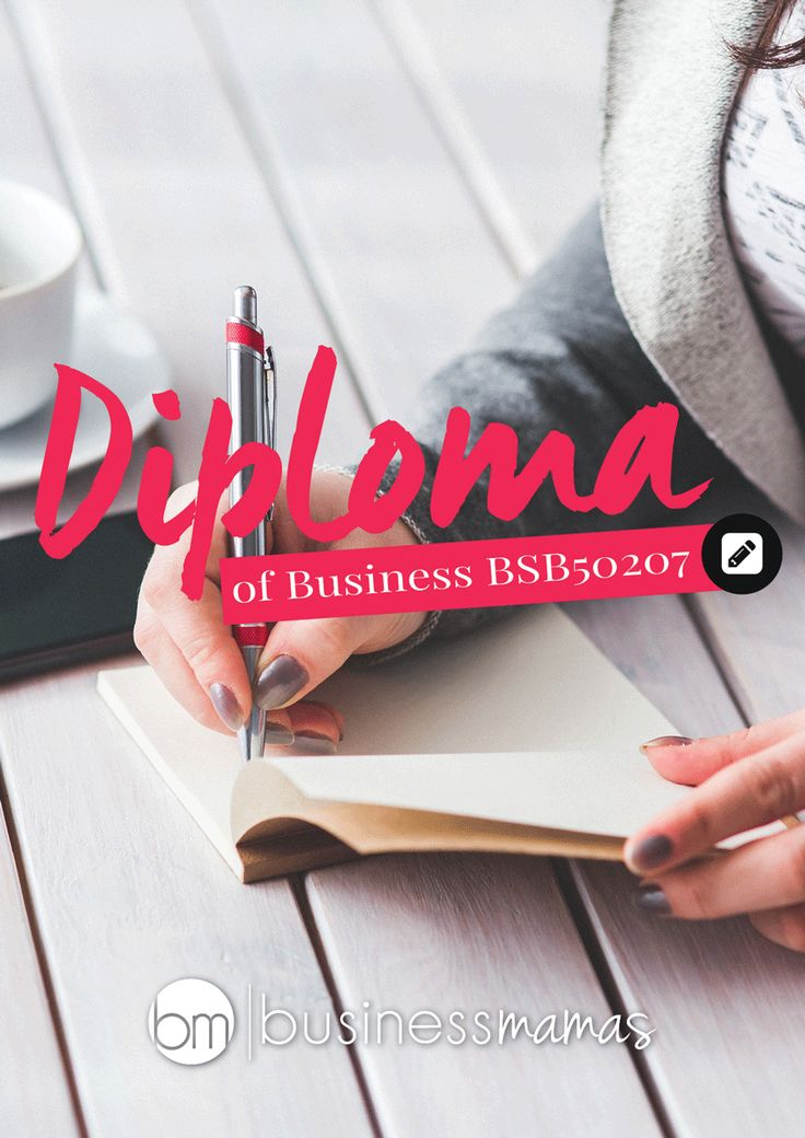 Is today the start of a new week... or a whole new life? Our Diploma of Business can help you make your business dream come true. Make it happen! Get in touch today! http://businessmamas.com.au/diploma-of-business/