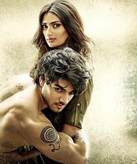 Hero Movie Official Poster Revealed Ft. Sooraj Pancholi, Athiya Shetty