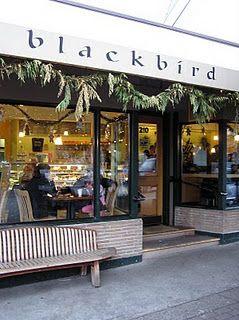 blackbird bakery, bainbridge island, wa. everything is so good and it's soo worth the ferry ride.
