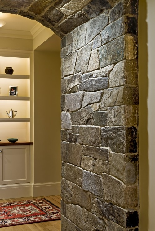 14 best interior stone archways images on pinterest - Archway designs for interior walls ...