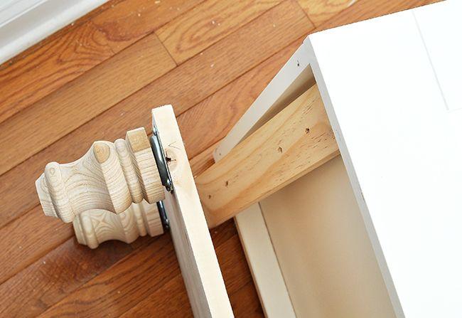 Redo Furniture Repair, How To Add Feet Furniture