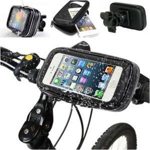 """Holder untuk smartphone / handphone di motor/speda ( ukuran sampai 5"""")"""