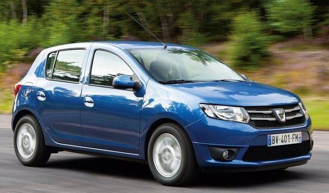 Renault/Dacia Sandero o mais barato no Reino Unido R$ 19.700