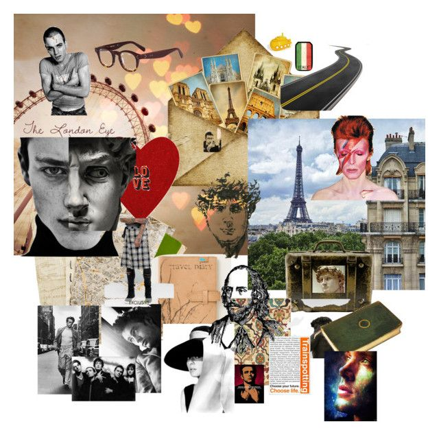 july by lucasrenton on Polyvore featuring arte