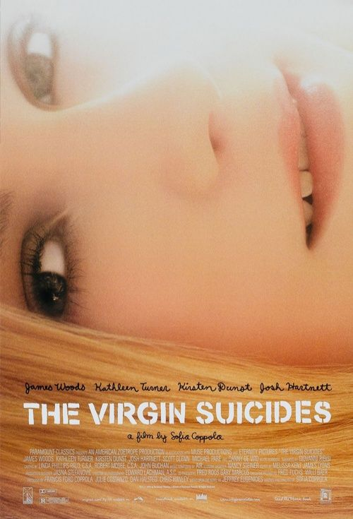 The Virgin Suicides, Movie Poster