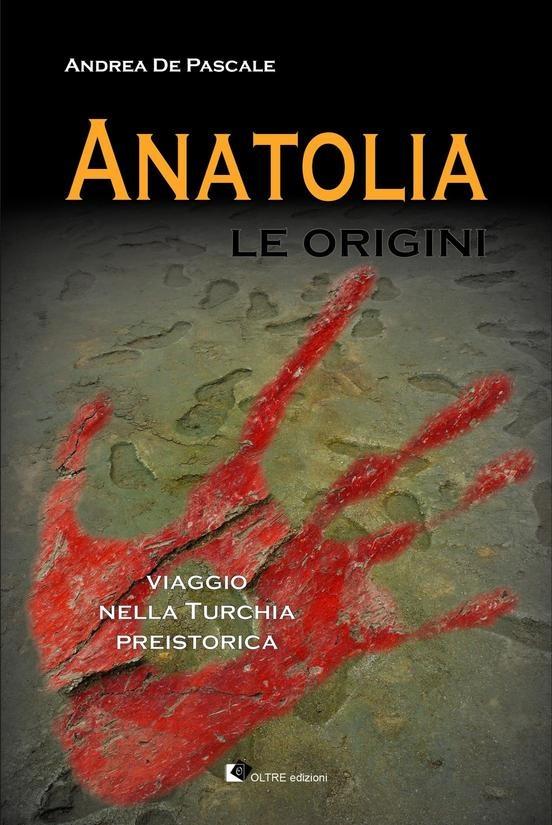 La cover di *Anatolia* di Andrea De Pascale