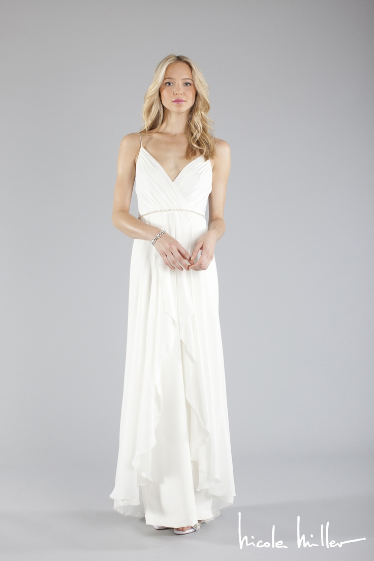 Look And Feel Enchanting In Your Nicole Miller Bridal Gown Shop Gowns Cut The Cake Dresses Accessories More