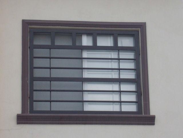 Imagen de rejas modernas para ventanas para casa