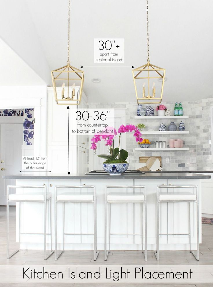 43++ Kitchen island lighting guide information