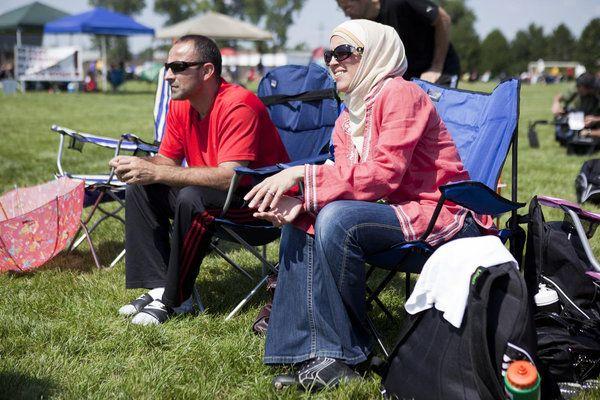 Muslim Family in America | Zaban family in All-American Muslim photo - All-American Muslim ...