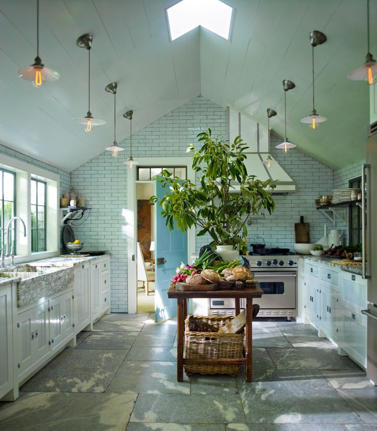 799 best Colorful Kitchens images on Pinterest | Kitchen ideas ...