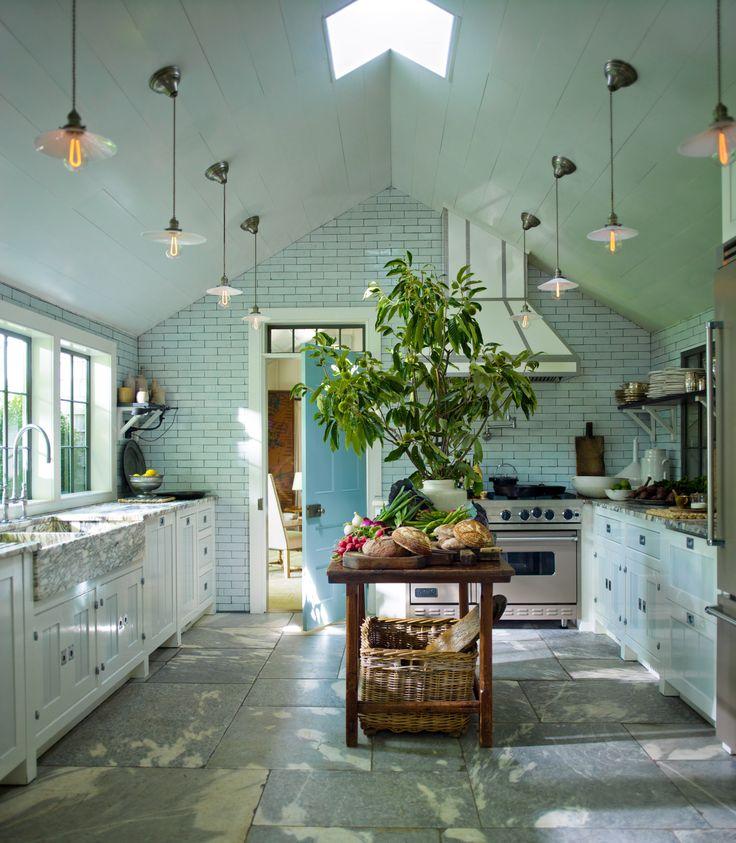 designer steven gambrels 8 favorite kitchen designs - Colorful Kitchen Ideas