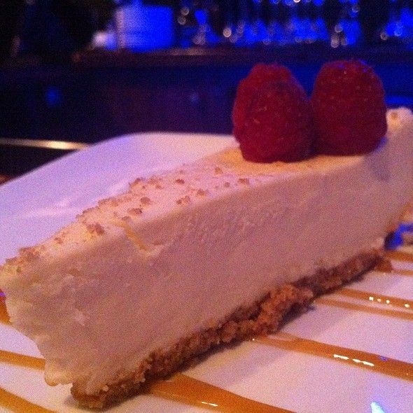 Raspberry Cheesecake @ Antigua Latin Bistro