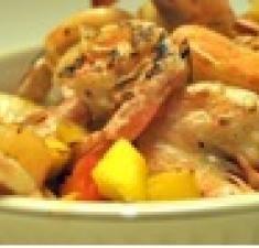 B.C. Spot Prawn Mango Stirfry   Recipes   Finest at Sea