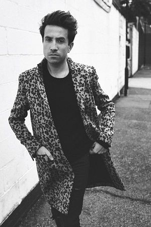 Nick Grimshaw x Topman in The Guardian