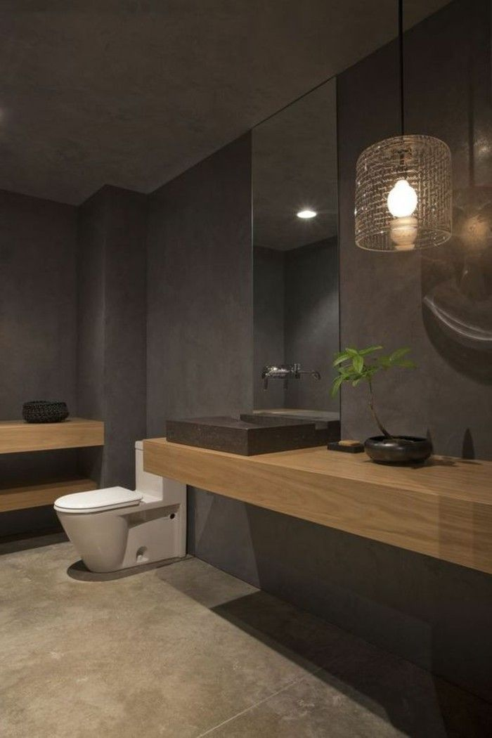 17 best ideas about badezimmer ideen grau on pinterest | bad, Moderne deko