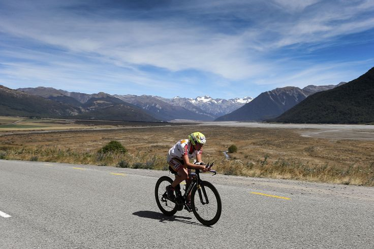 Coast to Coast: Winner of the one-day individual event, Jess Simson – PHOTO: Martin Hunter, Getty Images