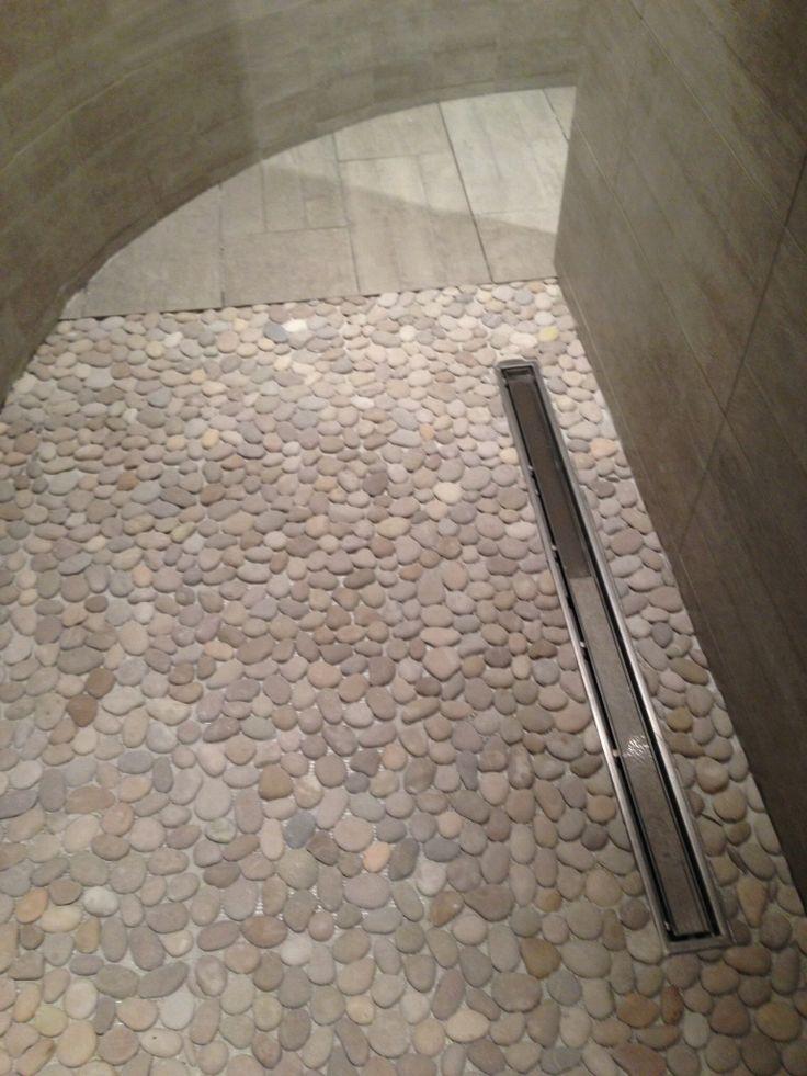 The 25+ best Pebble shower floor ideas on Pinterest   Shower ...
