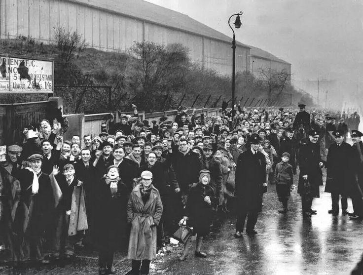 Leyton Orient queue