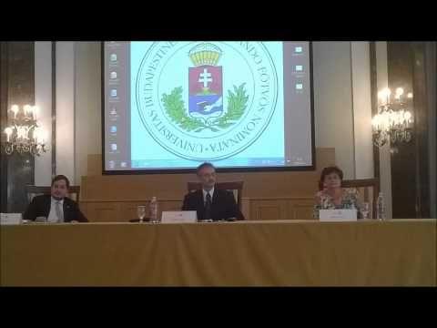 ELTE konferencia  devizahitel -  IM és Kuria válaszok