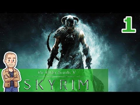 http://minecraftstream.com/minecraft-gameplay/skyrim-gameplay-part-1-escape-tesv-lets-play-series/ - Skyrim Gameplay Part 1 - Escape - TESV Let's Play Series  So, 2011 was awhile ago now, but damn if I didn't enjoy that year. Having played a little bit of Elder Scrolls Online over the past couple of weeks, I've been thinking more and more about revisiting Skyrim in the fifth installment of The Elder Scrolls.  So, here we are, in the back...