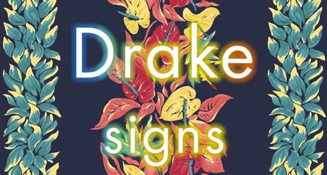 Listen To Drake's Luxurious New Song 'Signs'  A Louis Vuitton inspired song