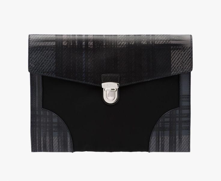 2VN089_2E00_F0KXQ_V_OOO クラッチ - Bags - Man - eStore | Prada.com