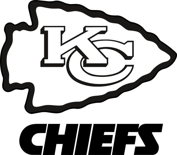 Kansas City Chiefs Coloring Pages