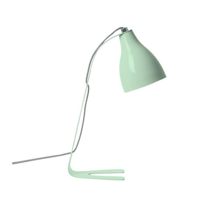 Barefoot asztali lámpa , mentazöld – Lámpák - ID Design Kiegészítők - Nyári…